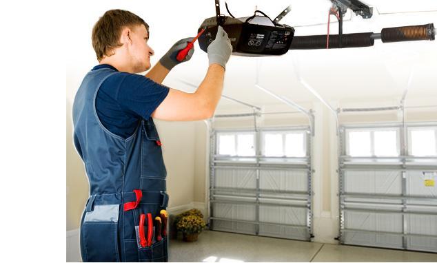 Garage door opener repair corona ca