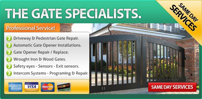 Gate repair Corona  CA